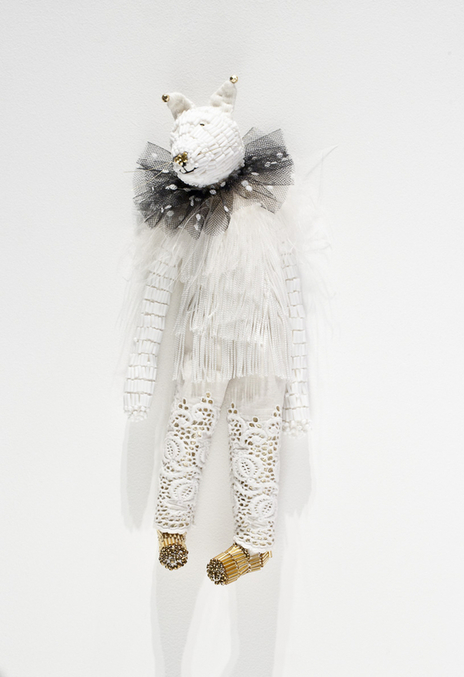 photograph of Alice Lynch doll, Somerset
