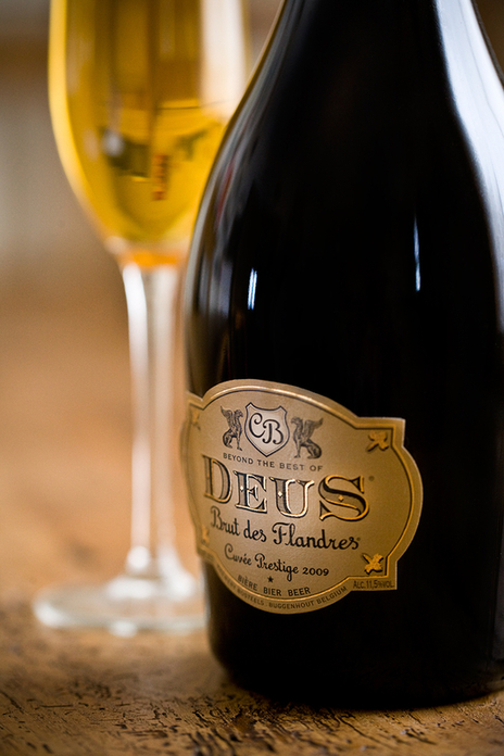 food and drink photographer Somerset - beer deus and glass