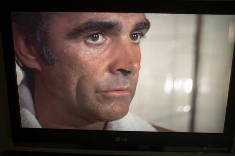 photo of TV film James Bond