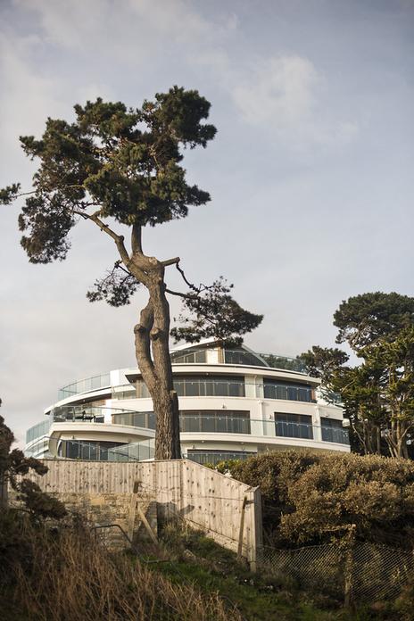 architectural photograph in Dorset
