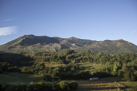 asturias landscape photo
