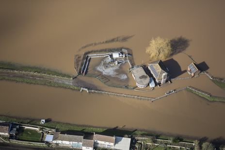 Somerset has flooded photo