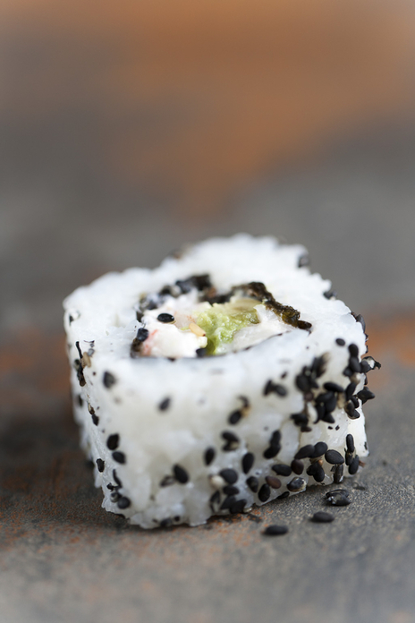 sushi close up photo