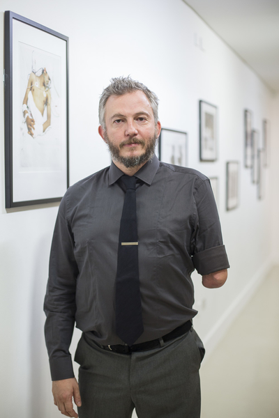photographer Giles Duley