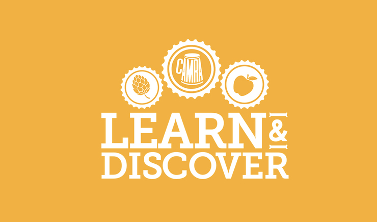 CAMRA Learn and Discover logo