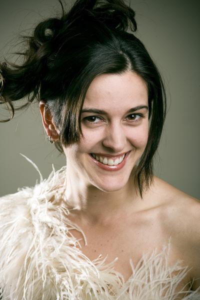 Musician Jade profile photo smiling into camera