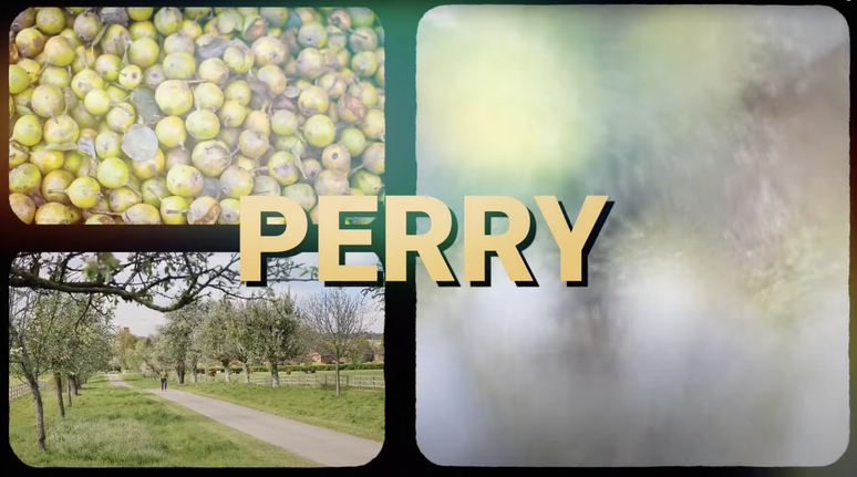 creative image of a short film about Perry pears