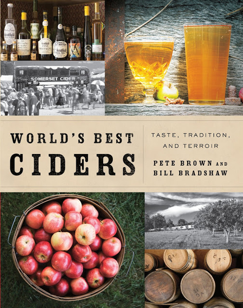 Worlds Best Cider book USA cover