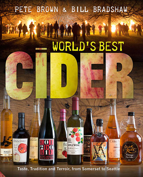 Worlds Best Cider book UK cover