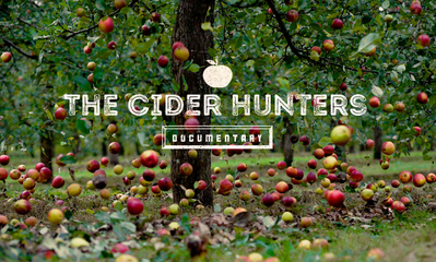 cider Hunter film documentary logo