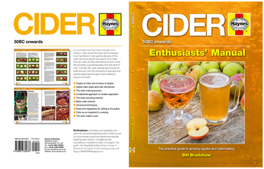 Haynes Cider Manual cover image