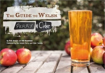 Welsh Perry Cider guide book cover
