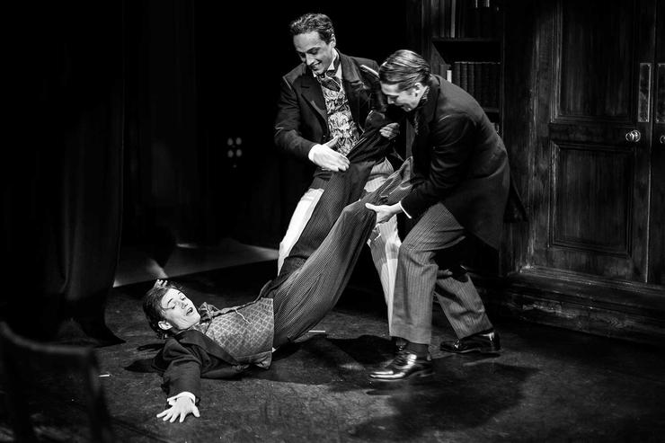 Victorian drama school play
